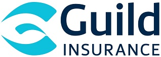 This is the logo graphic of Guild Insurance, the SPA National Conference Dinner and Photo Booth Sponsor